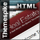 Real Estate HTML Template - ThemeForest Item for Sale