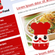 Time for Food - ThemeForest Item for Sale
