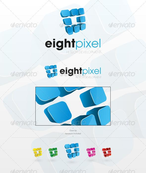 GraphicRiver Eight Pixel 1454453