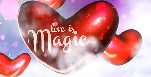 After Effects Project - VideoHive Its Lover's day Silhouette 1455429
