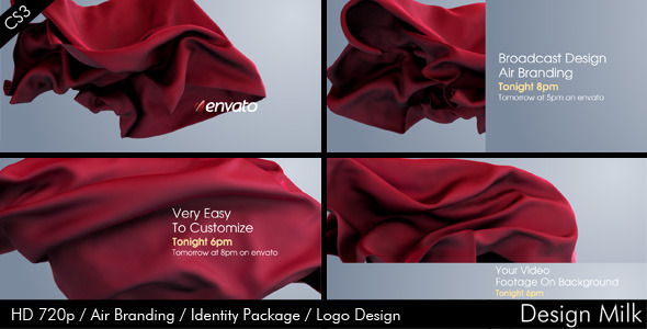 After Effects Project - VideoHive Air Branding 1455674
