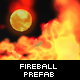 Fireball Prefab - ActiveDen Item for Sale