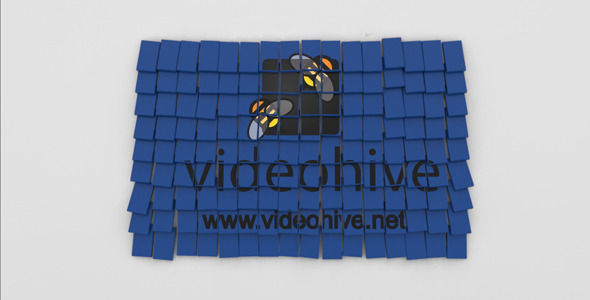 After Effects Project - VideoHive Domino Logo Style 1475311
