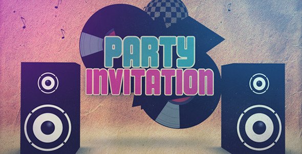 After Effects Project - VideoHive Party Invitation 1478909