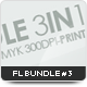 Party Flyers Bundle 3in1 #3 - GraphicRiver Item for Sale