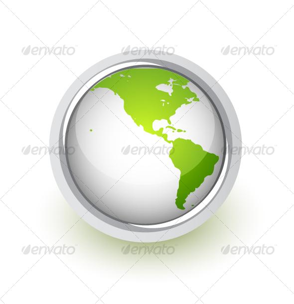 GraphicRiver Vector Earth 58470