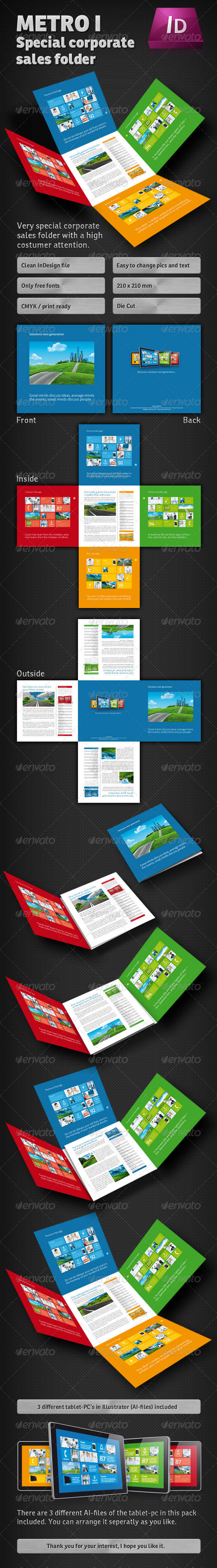 GraphicRiver Metro I Sales Folder 1496967