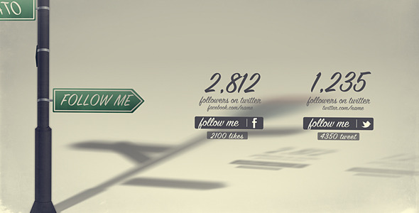 After Effects Project - VideoHive Sign Road Motion 1498069