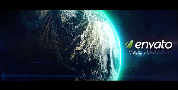 VideoHive Epic Earth Rotation 1498444