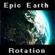 Epic Earth Rotation - VideoHive Item for Sale