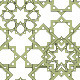 Geometric Snowflake Patterns - GraphicRiver Item for Sale