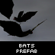 Bats Prefab - ActiveDen Item for Sale