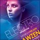 Electro Sensation Flyer - GraphicRiver Item for Sale