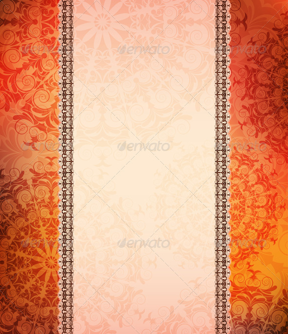 Graphic River Vector banner Vectors -  Decorative  Backgrounds 1501426