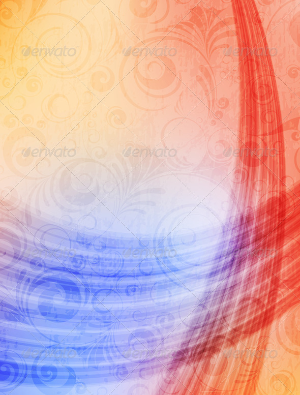 Graphic River Abstract background Vectors -  Decorative  Backgrounds 1501606