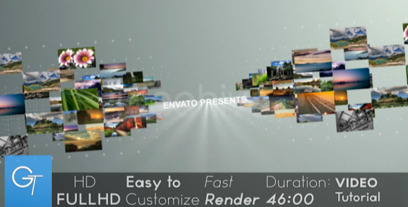 After Effects Project - VideoHive Modern 3D Gallery 459526