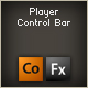 Player Control Bar Component - ActiveDen Item for Sale