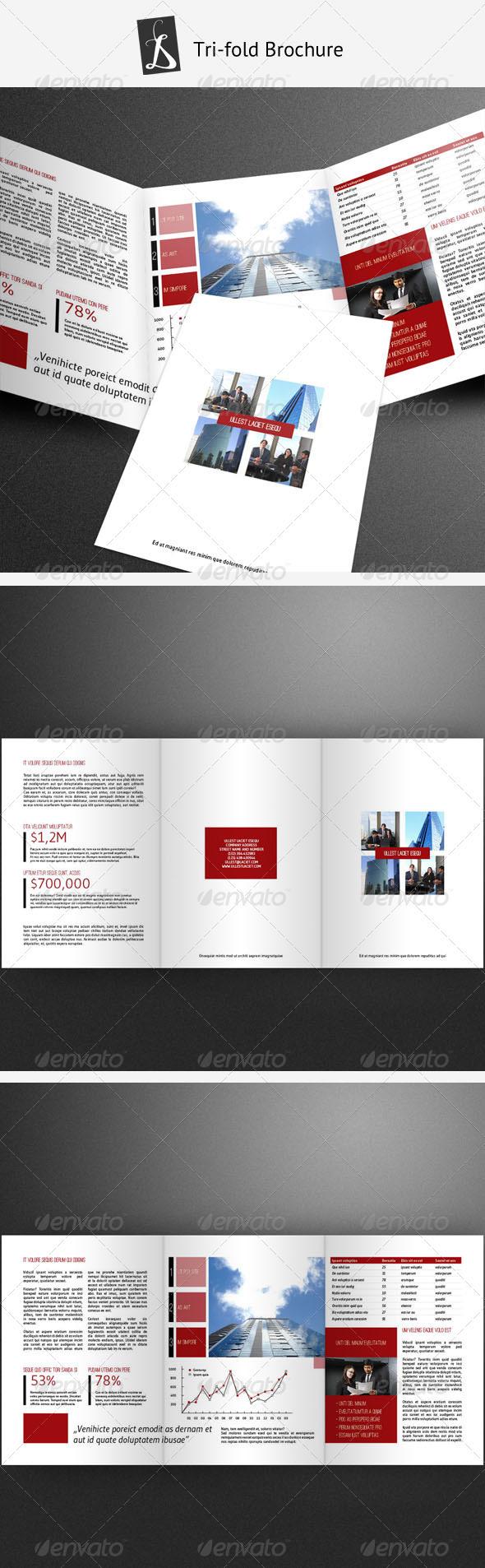 GraphicRiver Tri-fold Brochure 7 1502147