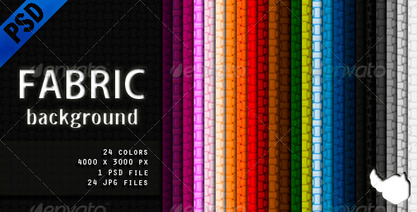 GraphicRiver Fabric Background 1505534