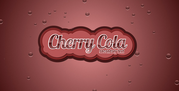 After Effects Project - VideoHive Soda Pop 1507444
