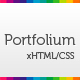 Portfolium - Full xHTML/CSS Template - ThemeForest Item for Sale
