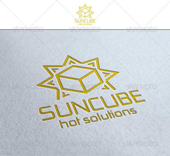 GraphicRiver Sun Cube 1510717
