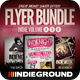 Indie Flyer/Poster Bundle Vol. 4-6 - GraphicRiver Item for Sale