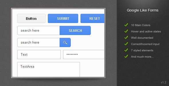 Codecanyon - GoogleLike Forms