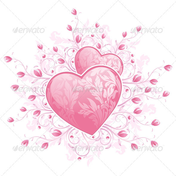 Graphic River Valentines Day Hearts Vectors -  Conceptual  Seasons/Holidays  Valentines 1517527