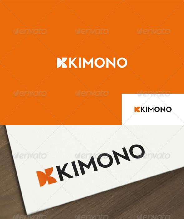GraphicRiver Letter K Logo 1517555