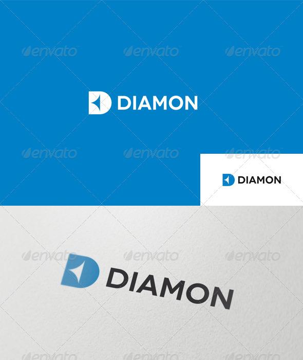 Graphic River Letter D Logo Logo Templates -  Letters 1517628