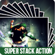 Super Stack Photoshop Action - GraphicRiver Item for Sale