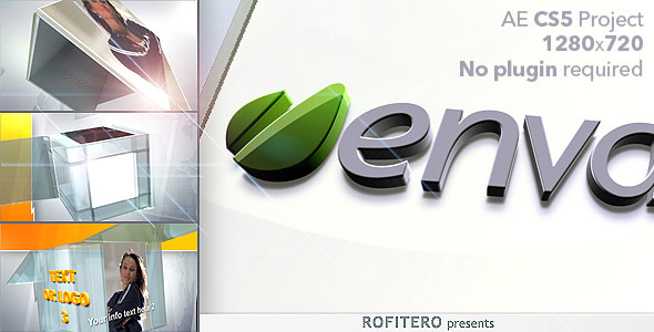 After Effects Project - VideoHive Video Box 1519646