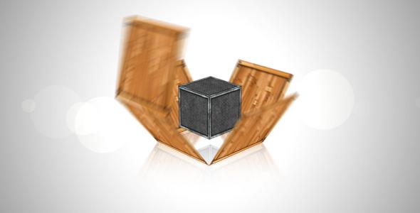 VideoHive Box Logo Reveler 1520153