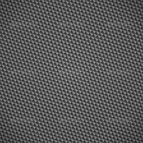 Graphic River Carbon Fiber Pattern Vectors -  Decorative  Backgrounds 1362419