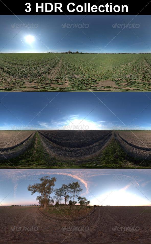 3DOcean Acre HDRI Pack CG Textures -  HDRI Images  Exterior  Sky  Sky Packs 1523379