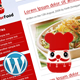 Time for Food for Wordpress - ThemeForest Item for Sale