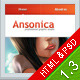 Ansonica - Clean & Modern HTML Template - ThemeForest Item for Sale