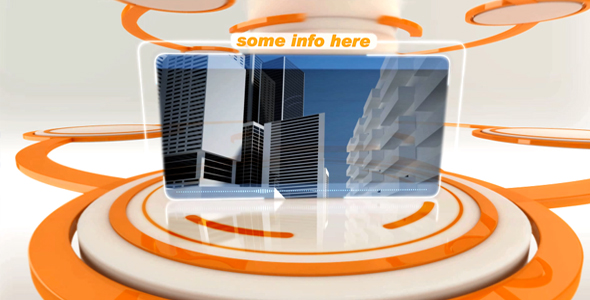 After Effects Project - VideoHive Smooth business 180415