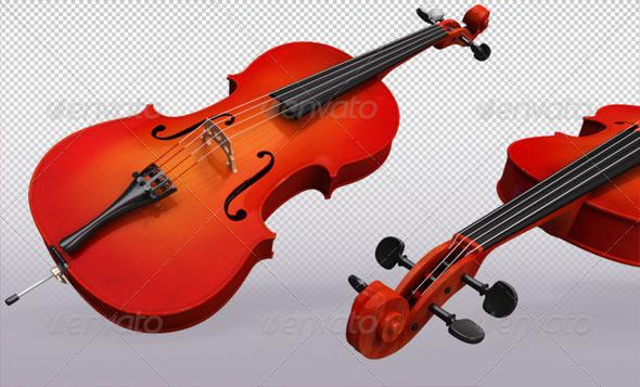 GraphicRiver Cello 1528845