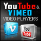 VIMEO/FLV/YouTube Video Player With Playlist - ActiveDen Item for Sale