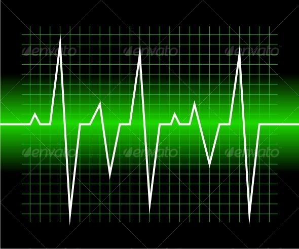 GraphicRiver Graphic of digital sound wave 60482