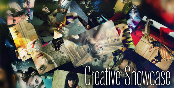 After Effects Project - VideoHive Creative Showcase 1535162