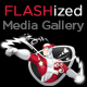 FLASHized Media Gallery - ActiveDen Item for Sale