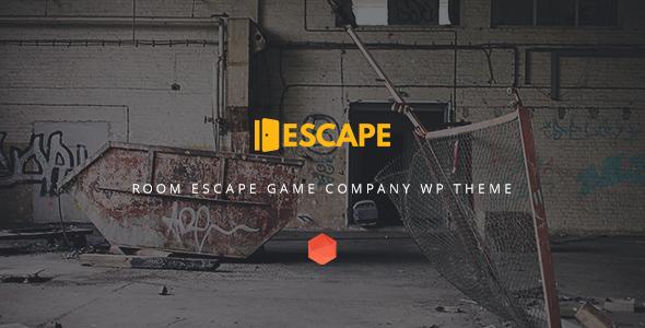 The theme of escape in the