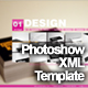 Photoshow XML Template - ActiveDen Item for Sale