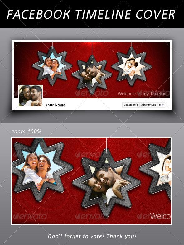 GraphicRiver Facebook Timeline Cover Volume 2 1538525