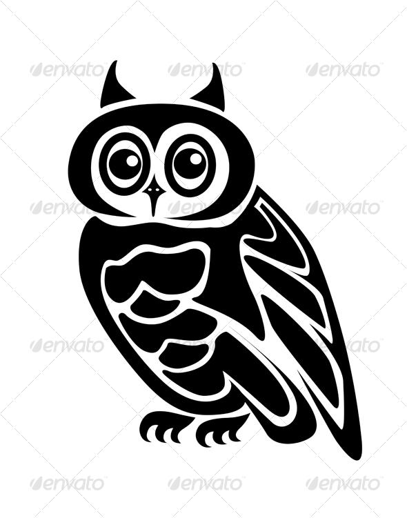 GraphicRiver Owl 60770