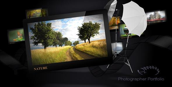 VideoHive Photographer Portfolio 1541704
