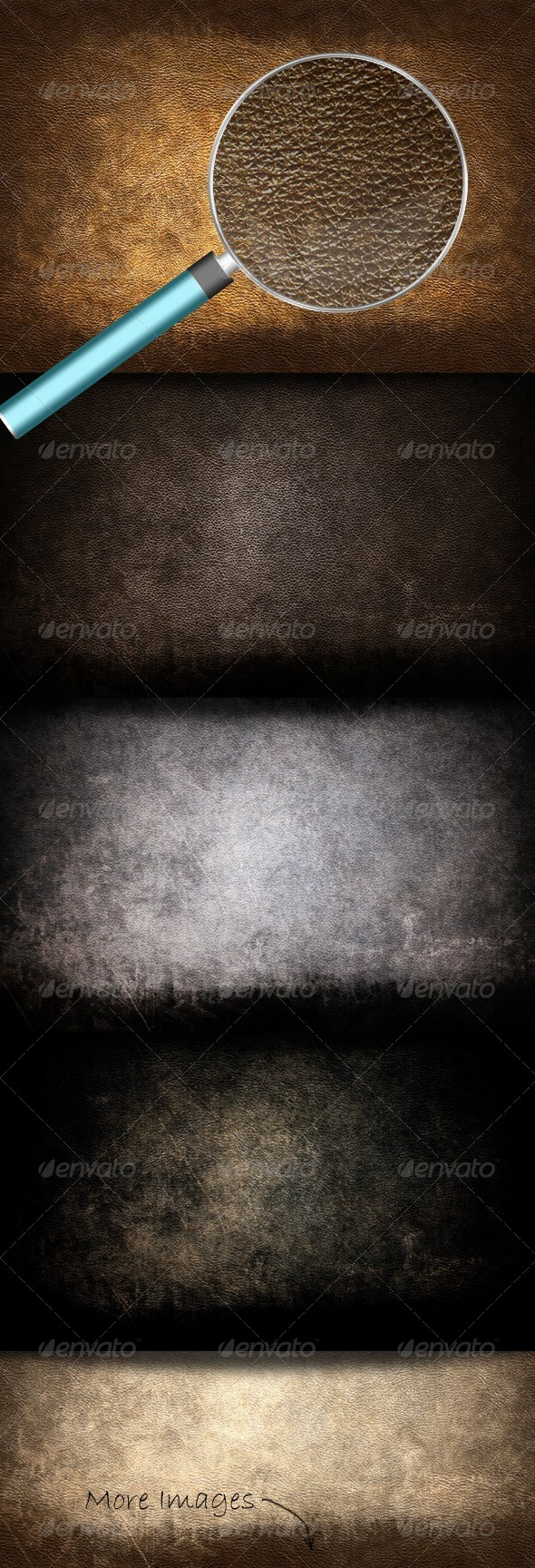 GraphicRiver Grunge Leather Textures 180345